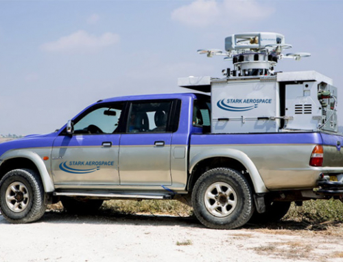 STARK AEROSPACE INTRODUCES HOVERLITE TACTICAL TETHERED HOVERING AERIAL ISR SYSTEM