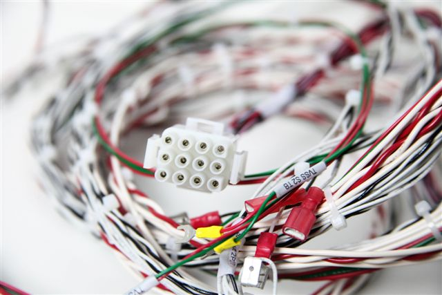 wire harnesses stark aerospace Marine Wiring Harness